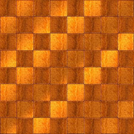marqueteria: Birdseye vista de un hermoso piso de parquet con incrustaciones de madera, sin patrón