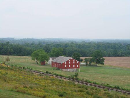 Historische Boerderij, Gettysburb Pa