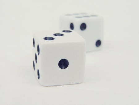 Dice Isolated