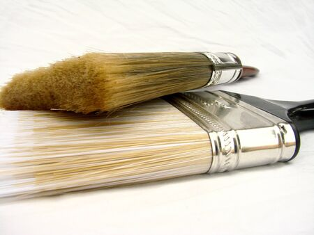 Paint Brushes          Banque d'images