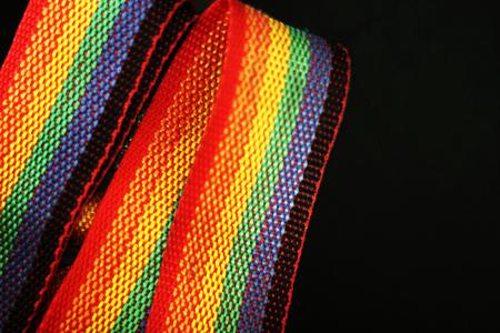 elasticidad: Strap color background.