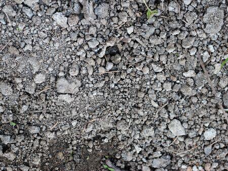Floor soil ground background.