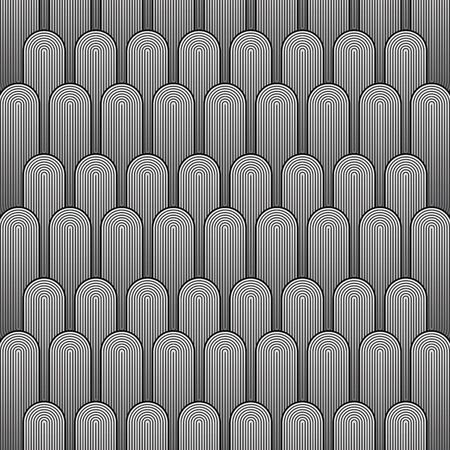 Pattern of modern style background. Иллюстрация