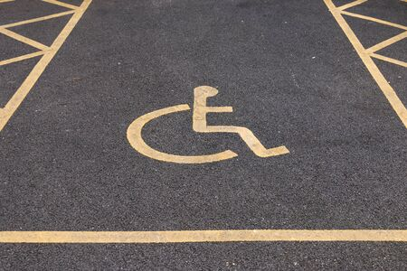 disable: Disable Parking Lot