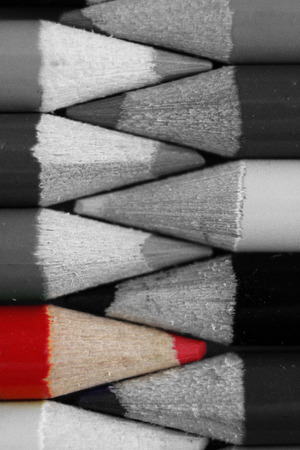 group of pencils Imagens