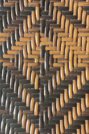 woven pattern with several shading of material