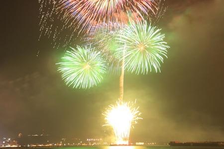 festive, fire, firework, fireworks,Pattaya