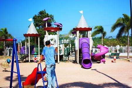 playground Stock Photo - 11729810