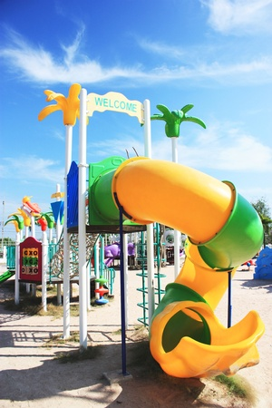 playground Stock Photo - 11729801