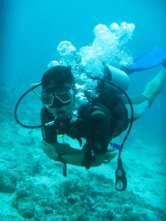 under sea Stock Photo - 14045769