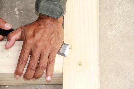 carpenter Stock Photo - 15541456