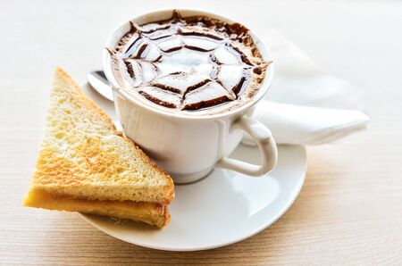 Hot offee