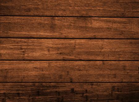 madera: Panel de tabl�n de madera de color marr�n oscuro para pared y suelo