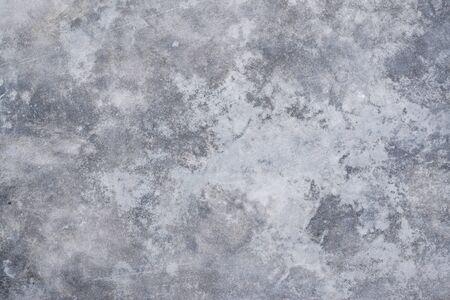 Gepolijst oude grijze betonnen vloer textuur achtergrond Stockfoto