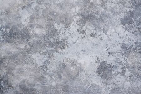 Polished old grey concrete floor texture background