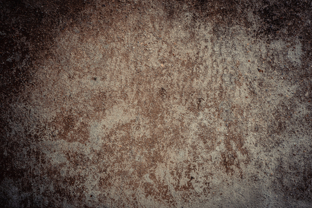 falling apart: The paint is peeling off, falling apart, Damaged wall, background and texture detail, dark corner Stock Photo