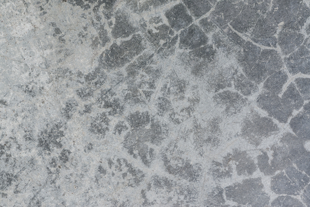 polished floor: Polished old grey concrete floor, texture background