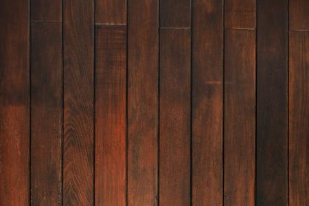 Dunkelbraune Holzstruktur mit natürlichem Streifenmuster für Hintergrund, Holzoberfläche für das Hinzufügen von Text- oder Designdekorationskunstwerken Standard-Bild