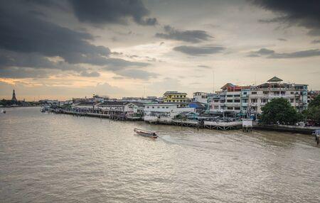 Eastern venice the bangkok city