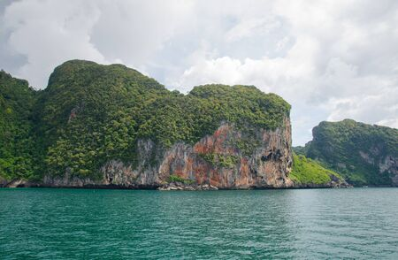 The island in trang province