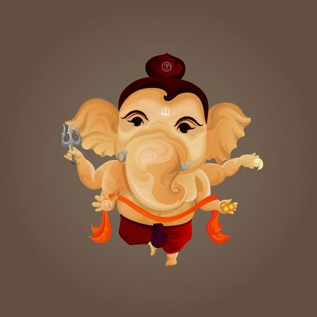 li: Ganesha son of Siva