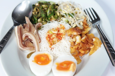 Yam yam is thai food photo