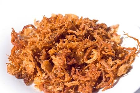 chicharon: Fried crispy pork Stock Photo