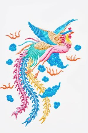 Chinese phoenix photo