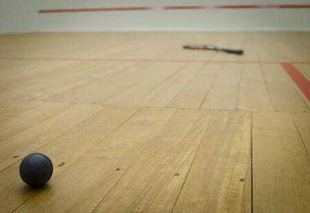 squash ball photo