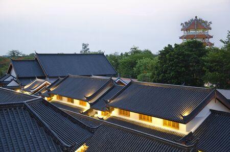 ドラゴンの子孫博物館、スパンブリー、タイ 写真素材 - 83327552