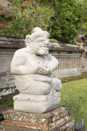 raged: Statues of Gods on Bali Seen mostly in North America to create raged out of sandstone