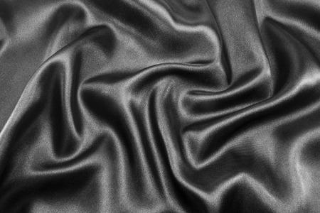 black silk background. 免版税图像