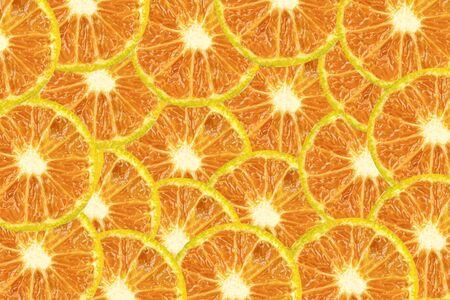 Orange and lemon ,Attractive bright colors