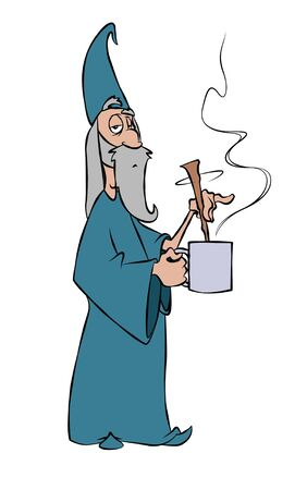 brew: This magic brew will give you energy and clear thinking!