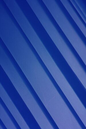 A blue background of blue diagonal stripes.