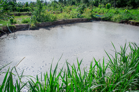 anaerobic: Disposable pond off HDPE sheet biogas cover lagoon