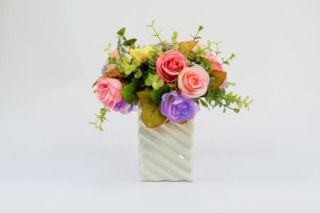 faked: Flower Faked in vase