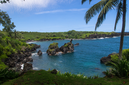 Paradise Corner in Maui