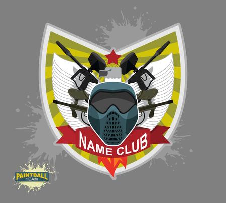 paintball emblem.