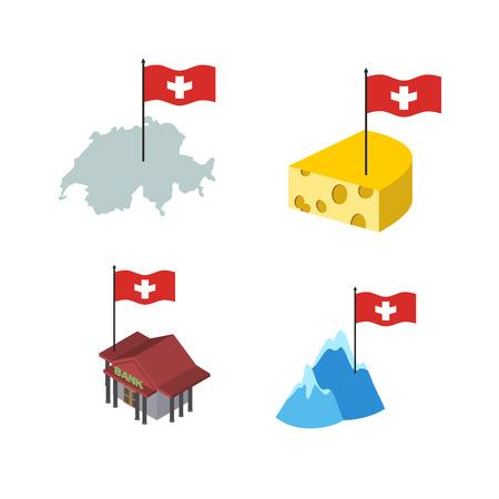 alpes suizos: