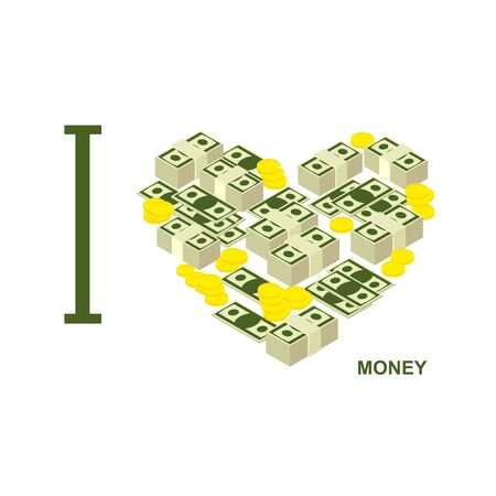 cordial: I love money and cash.