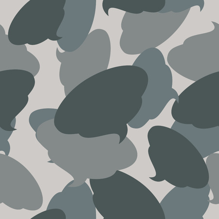 camouflage clothing: Military camouflage from shit. Turd army texture for clothing. Protective seamless pattern.