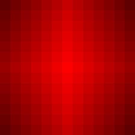 fondo geometrico: Fondo geom�trico rojo. Rub� un modelo abstracto. mosaico pol�gono fondo de pantalla cuadrada Vectores