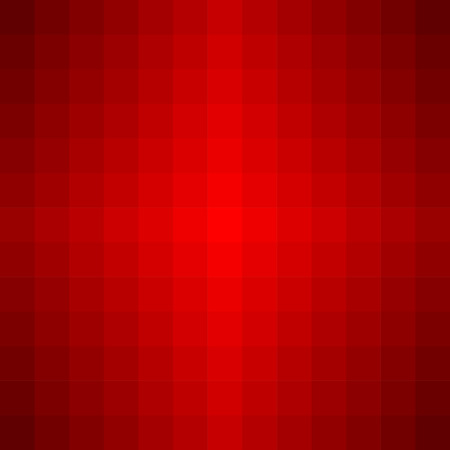 Red geometric background. Ruby an abstract pattern. Polygon mosaic square wallpaper