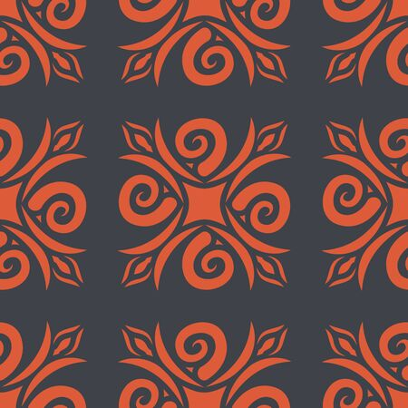 georgian: Georgian seamless pattern. Traditional national pattern of Georgia. Texture pattern peoples of Central Asia. Ethnic national pattern to fabric Ornament. Old Royal ornament. Retro background