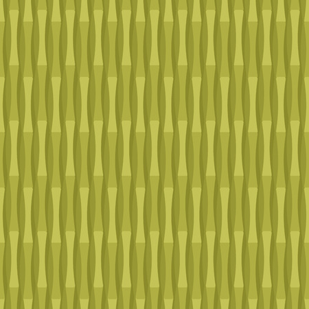 tester: Bamboo seamless pattern. Green plant tester. Chinese  herb background