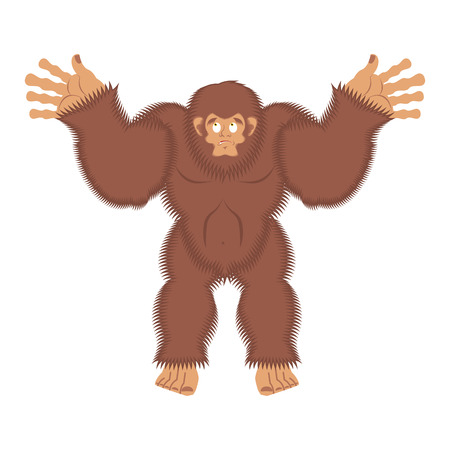 175 Abominable Snowman Stock Illustrations Cliparts And