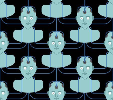 Modèle de conscience collective sans couture. Contexte de l'intelligence artificielle. Fils de la tête