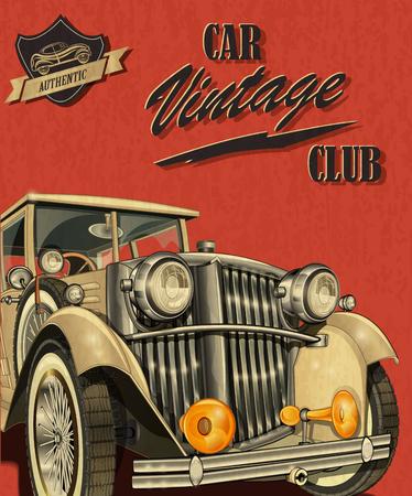 クラシックカー クラブ