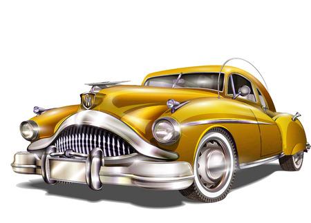 Retro-Car.